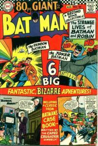 Batman #182 GD; DC | low grade comic - save on shipping - details inside