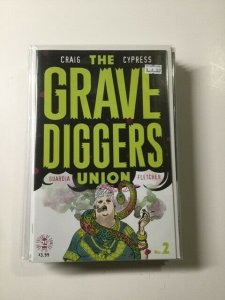The Gravediggers Union #2 (2017) HPA
