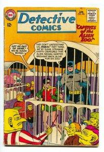 DETECTIVE COMICS #326 BATMAN-Alien Zoo G/vg