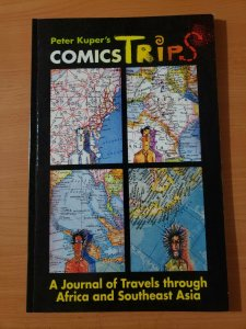 Peter Kuper's Comics Trips #1 One-Shot ~ NEAR MINT NM ~ 1992 Tundra Comics