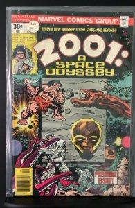 2001, A Space Odyssey #1 (1976)