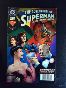 Adventures of Superman #535 (1996)