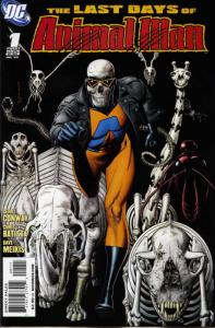 Last Days of Animal Man, The #1 VF/NM; DC | save on shipping - details inside