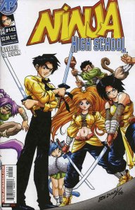 Ninja High School #142 VF/NM; Malibu | save on shipping - details inside