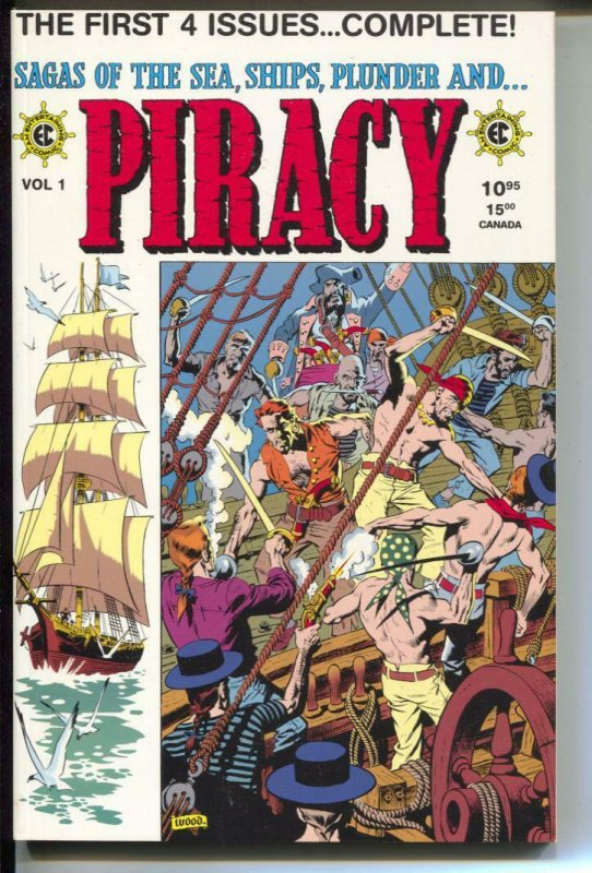 Piracy Annual-#1-Issues 1-4-TPB- trade