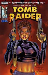 Tomb Raider: The Series #1/2 (½ half) FN; Image | save on shipping - details ins