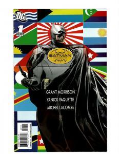 9 Comics Batman Inc 1 2 Lobo Infanticide 1 2 3 Lobo Blazing Chain of Love + J394