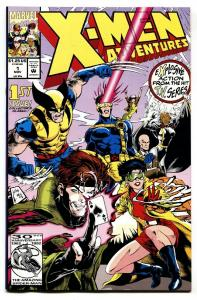 X-Men Adventures #1 First appearance MORPH-X-Men '92-Comic Book