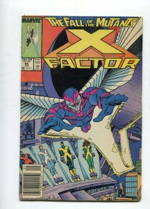 X-Factor 24 FN/VF 1st appearance of achangel