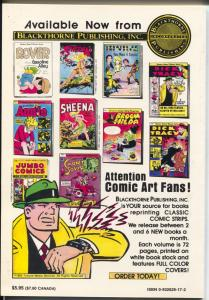 Jerry Iger's Classic Wings Comic #1 1985-1st issue-Fiction House-1940-NM