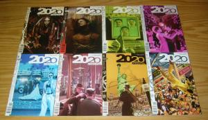 2020 Visions #1-12 VF/NM complete series - vertigo comics - frank quitely set