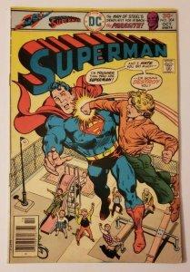 Superman #304 VG 4.0 1976 The Parasite's Prism of Peril!
