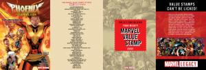 Marvel Legacy Gatefold Value Stamp Book Album (Marvel, 2017) - New!