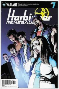 Harbinger Renegade #7 Cvr A (Valiant, 2017) NM