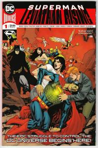 Superman Leviathan Rising Special #1 | 2nd Printing Variant (DC, 2019) NM