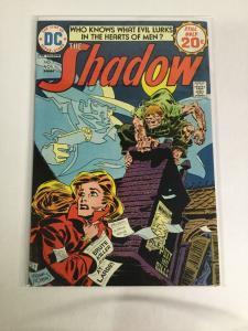 The Shadow 7 Nm Near Mint DC Comics Bronze Age