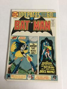 Batman 261 Fn Fine 6.0 DC Comics