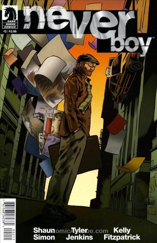 Neverboy #2 VF/NM; Dark Horse | save on shipping - details inside