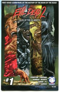 EVIL DEAD Tales of the EX-MORTIS #1 2 3, NM, Army of Darkness,2015,more in store