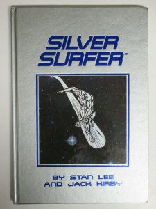 Marvel Limited Silver Surfer HC Leatherbound by Stan Lee (Signed) and Jack Kirby