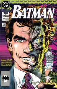 Batman (1940 series) Annual #14, VF (Stock photo)