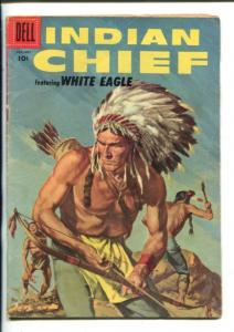 INDIAN CHIEF  #23-1956-DELL-WHITE EAGLE-vg