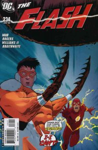 Flash (2nd Series) #234 FN; DC | save on shipping - details inside