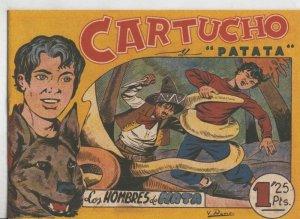 Cartucho y Patata, facsimil numero 17: Los hombres de Nata
