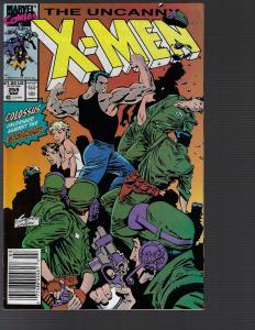 Uncanny X-Men #259 (Marvel, 1990)