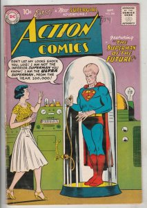 Action Comics #256 (Sep-59) FN/VN Superman