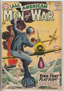 All-American Men of War #73 (Sep-59) FN/VF Mid-High-Grade Easy Co.