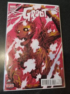 Groot #4 NM 1st Appearance  Baby Groot Guardians Galaxy