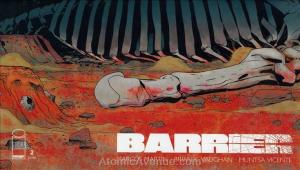 Barrier #2 VF; Image | save on shipping - details inside