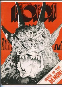 Photon  #26 1975-horror film fanzine-Forrest J Ackerman-Phantom of Paradise-VF