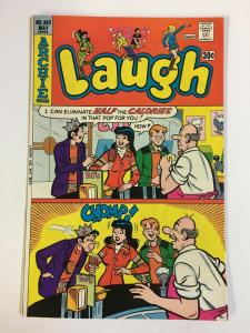 LAUGH (1946-1987)302 VF-NM May 1976 COMICS BOOK