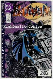 BATMAN #440, NM, Wolfman, Lonely Place of Dying, 2-Face, more BM in store