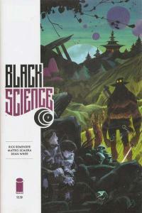 Black Science #9, NM + (Stock photo)