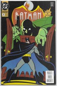 Batman Adventures   vol. 1   # 6 GD/VG