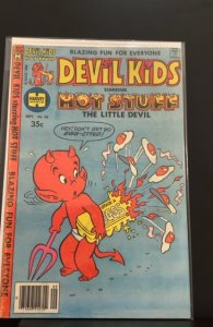Devil Kids Starring Hot Stuff #90
