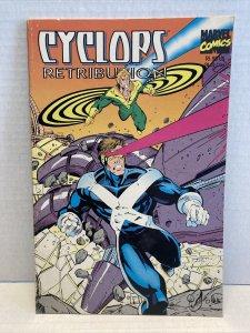 Cyclops Retribution TP TPB (1994) 1st printing Soft Cover (X-Men) (D19)