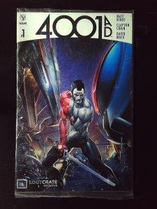 4001 A.D. #1 Loot Crate Variant (2016)
