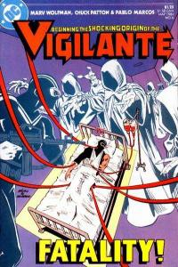 Vigilante (1983 series) #6, VF+ (Stock photo)