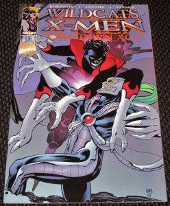 WildC.A.T.S. / X-Men: The Modern Age #1 (1997)