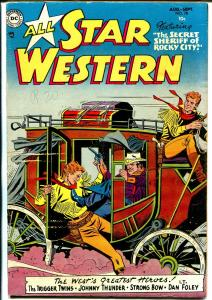 All Star Western #78 1954-DC-Trigger Twins-Strong Bow-VF