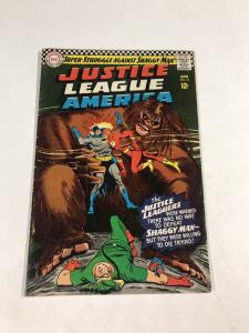 Justice League Of America 45 4.0 Vg Very Good Dc Silver Age