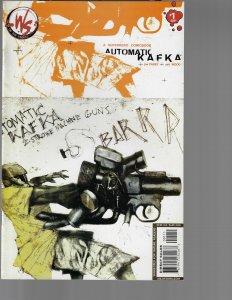 Automatic Kafka #1 (Wildstorm, 2002) NM-