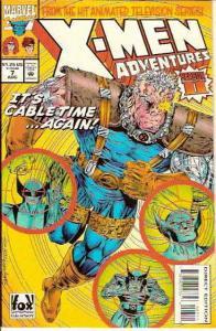 X-Men Adventures (Vol. 2) #7 VF/NM; Marvel | save on shipping - details inside