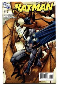 Batman #656 Damian Wayne First appearance  - DC comic book