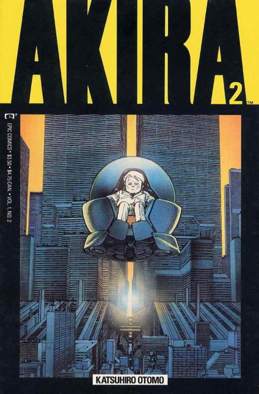 Akira #2 VF/NM; Epic | save on shipping - details inside