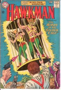 HAWKMAN 3 GOOD  September 1964 COMICS BOOK